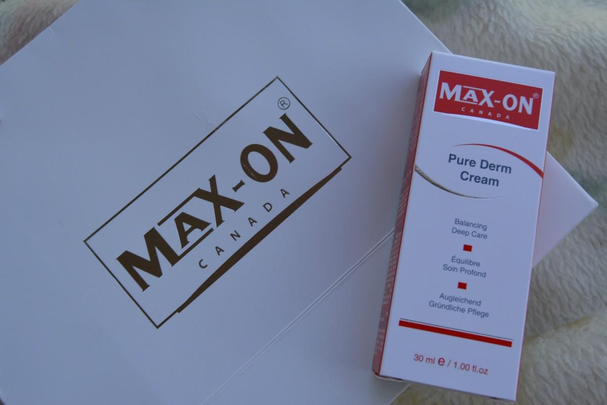 MAXON Canada - Pure Derm Range