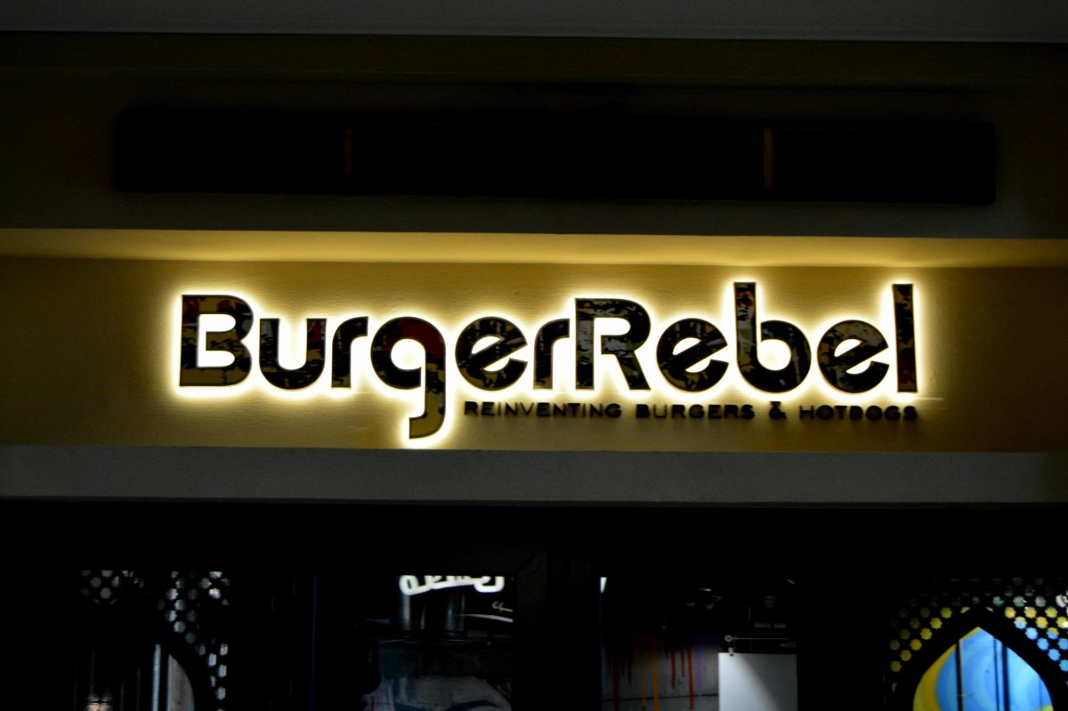 Burger Rebel, Souk Al Bahar
