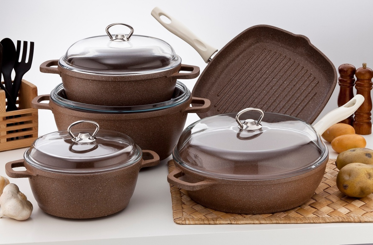 Falez Cooking Set