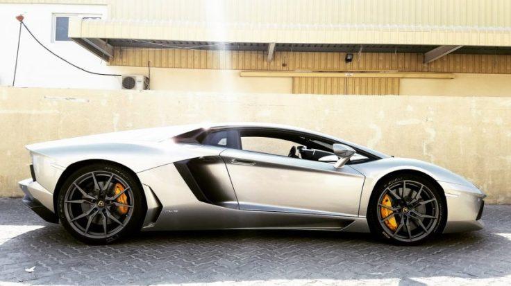 Lamborghini Aventador LP700-4 Coupe