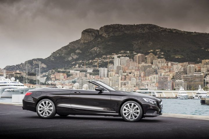 Mercedes S500 Cabriolet