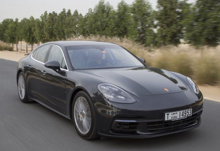 Porsche Panamera SGTS